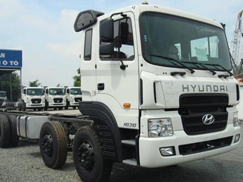 Xe Bồn Hyundai HD310 21 Khối Nhập Khẩu Hàn Quốc