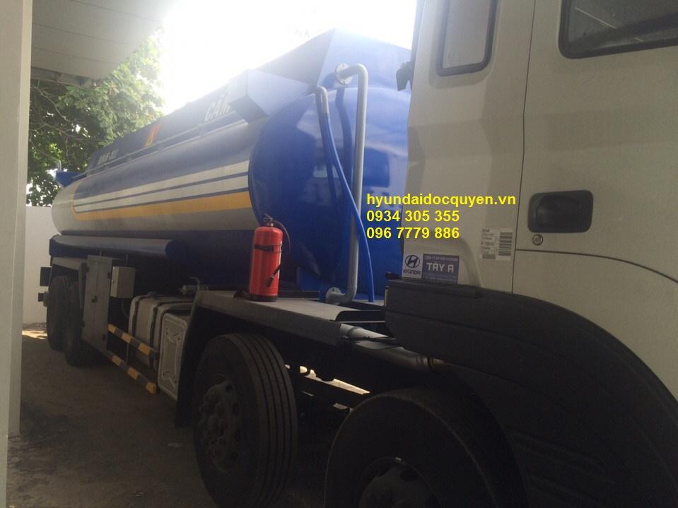 xe bồn xitec hyundai chở xăng dầu 21 khối hd320 (3)