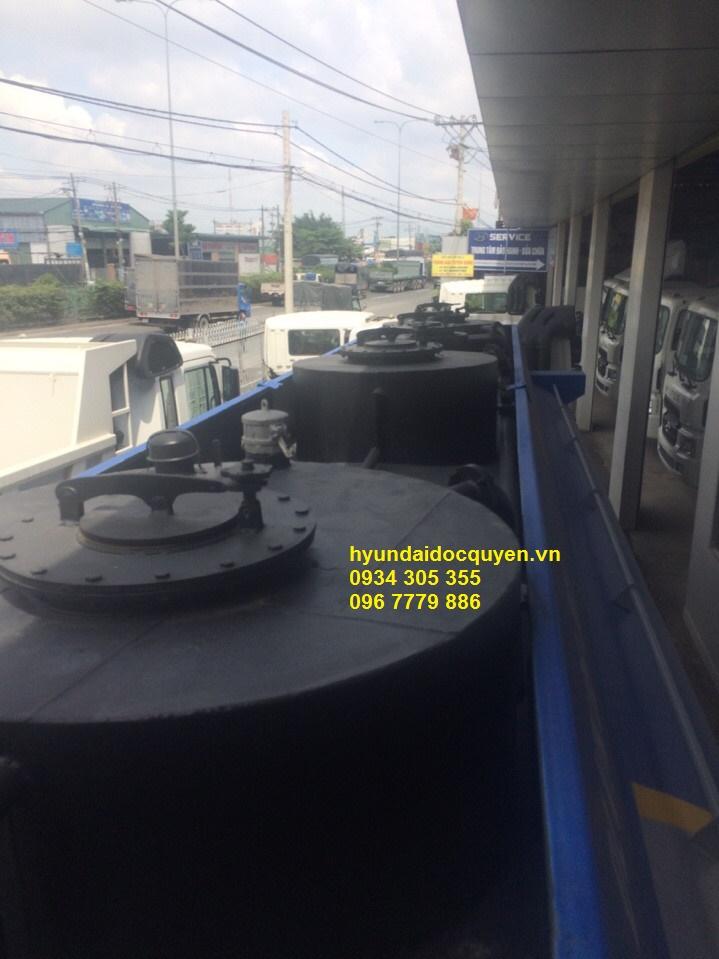 xe bồn xitec hyundai chở xăng dầu 21 khối hd320 (5)