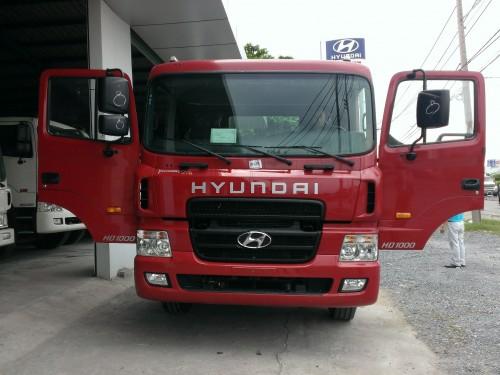 xe tải đầu kéo hyundai