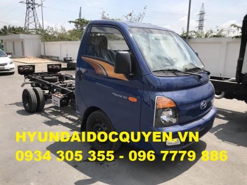 Xe Tải Hyundai 1,5 tấn Porter H150