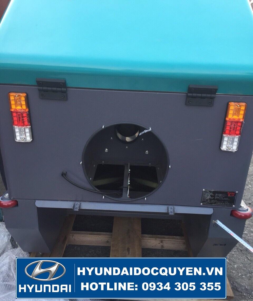 quét rác mini hút bụi kl2100